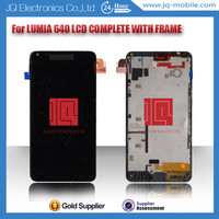 Wholesale touch screen digitizer display lcd assembly for Lumia N640