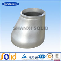 304 316L Stainless Steel Eccentric Reducer