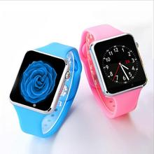 Kid GPS Smart Watch Safe Children Wristwatch SOS Call Location Detective Anti Lost Reminder Tracker Baby Smart Watch