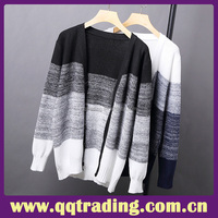 2015 Fashion Knit Knitwear Customize Pure Cashmere Crew Neck Light Color Sweater Men Pullover