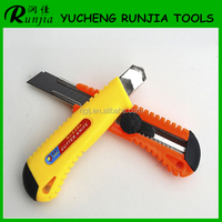 high quality box paper cutter blades safety cutter knife multi functionl utility knife T238A-02