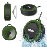 China great sound waterproof speaker box with usb port