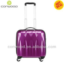 Conwood CPT012 100%PC Laptop trolley case/ computer luggage trolley bag