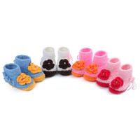 2015 latest design new arrival OEM baby christening shoes