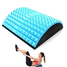 lumbar back massage stretcher
