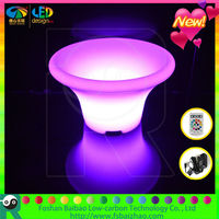baibao Led Flash Bowlfor wedding decoration