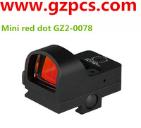 GZ2-0078 China manufacture OEM Canis Latrans red dot for rifle