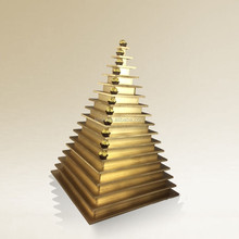 Pyramid Ferrero Rocher Display Stand
