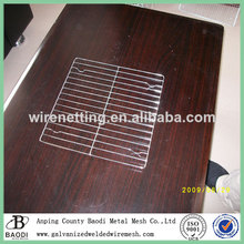 iron wire crimped bbq metal grill netting