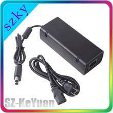 Grade A for XBOX 360 Slim AC/DC Power Adapter ( EU/US/UK Plug is available )