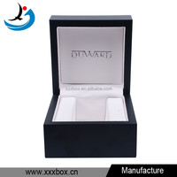 Wholesale matte lacquered custom jewellery gift box storage case for rings