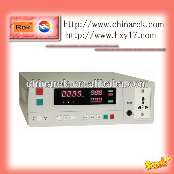 Wholesale Factory RK 7511 Type Rek Leakage Current Tester Meter