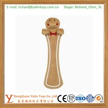 Gingerbread Man Plush Bookmark Plush Page Pals Bookmark