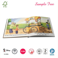 Education Short Story Children Activity Book