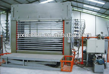JIN LUN 500T 15 layers wood machine for making chairs