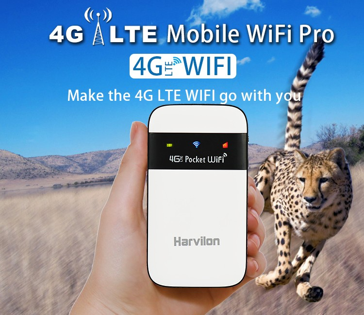 Best LTE 150Mbps High Speed 4G WiFi Router