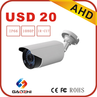 "Promotion hd 2mp 1/3"" color CMOS cctv camera importer"