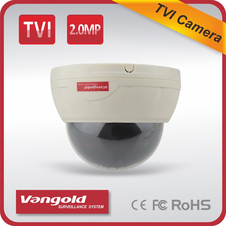 1/4'' auto tracking speed dome camera