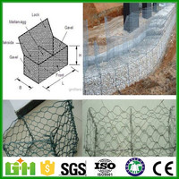 Hot Sale stainless steel gabion cage