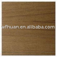 PVC faced plywood/PVC Plywood