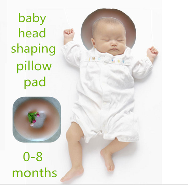 Soft Comfortable Silicone Massage Face Relax Pillow Pad SPA Beauty Salon Care Cushion Baby Head Shaping Good Helper