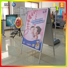 Advertising Display Rack Stand