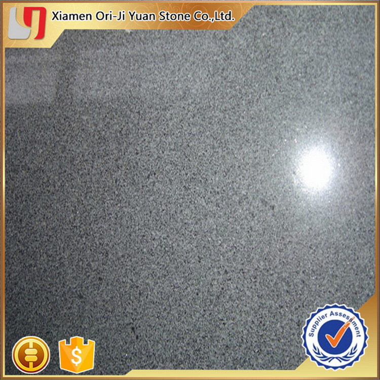 Special manufacture high quality black galaxy granite slabs