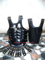 roman muscle leather cuirass with belt,Medieval Muscle Armor,Larp muscle armor,Warrior muscle armor,vintage armor
