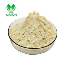 Sangherb supply hydrolyzed vegetable protein soy Protein Wheat Protein powder 80% HVP