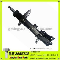 Suspension Left Front Shock Absorber Strut Assembly 68051843AA For Jeep Compass Patriot 2.0L 2.4L 2007-2011