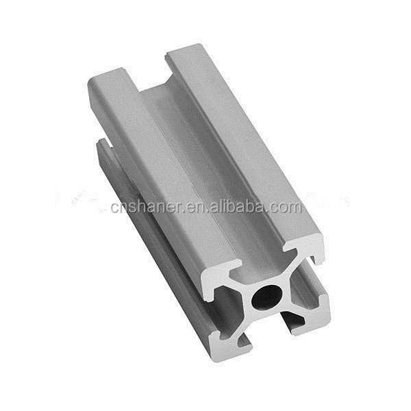 Aluminium profile for exhibition booth Eight way Extrusion