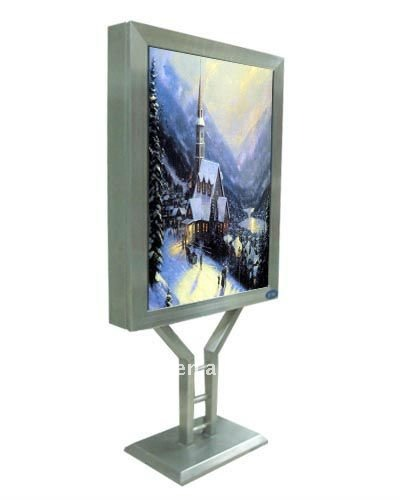 2016 Outdoor Scrolling Poster Display