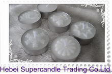 China good price tealight candle with long burning time