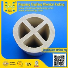 Ceramic Cross Ring heat resistance packing