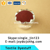 Disperse Orange SE-4RL 100% disperse dyes for polyester fabric dyeing