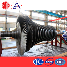 Professional customized product used for paper making 2500kw electrical generator steam turbine