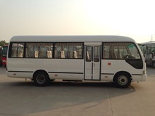 6 meter toyota type Coaster mini bus with CNG engine (HM6601 )