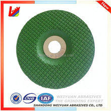 180x3x22.2 rubber glass concrete grinding disc