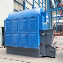 Supply DZL series Biomass/Wood/Coal Fired Oil Burning Boiler Steam Marine Steam Solid Fuel Steam Boiler