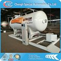ASME Standard China 20m3 LPG plant for sale