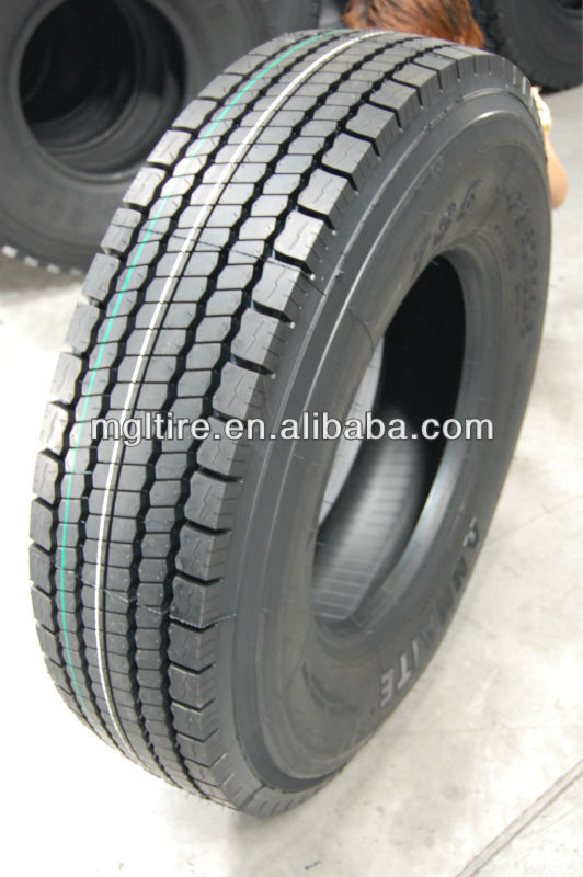 Truck tyre 235/75R17.5 , with extra good load capacity and high speed capability