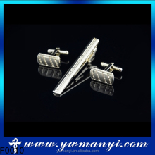 Bulk sale cheap men new cufflinks and tie clip sets F0010