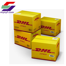 DHL alibaba shipping goods from china to Indonesia door to door service