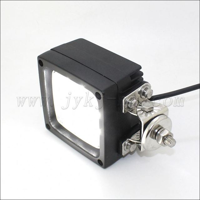 Two type best price led work lamp magnetic base or universal off road led work light 27w