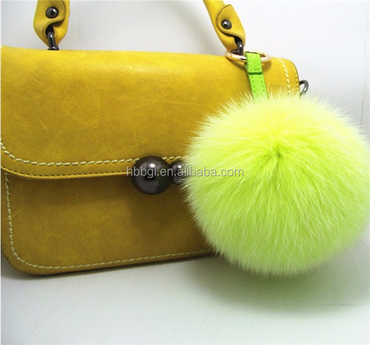 Soft and Beautiful Fur Balls Fox Fur Pom poms From Alibaba China Online shopping