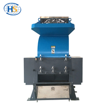 High Capacity PP/PE/PET Bottle Film Waste Plastic Recycling Crushing Machine