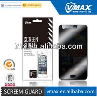 Privacy screen protector for Samsung galaxy s2 oem/odm (Privacy)