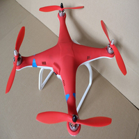long range electric retractable landing gear GPS rc drone helicopter with camera CW350 for aerial photography