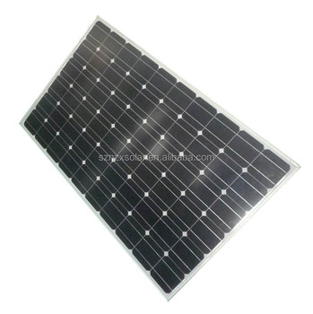 Good Quality Monocrystalline Solar Panel 250W 24V with CE ROHS