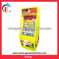 Pot Of Gold - amusement redemption game machine, coin operated game machines